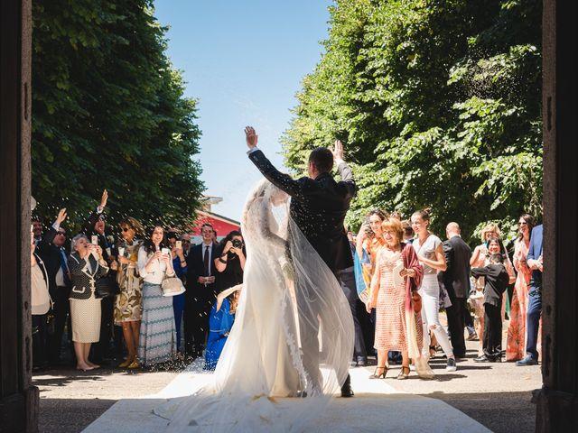 Il matrimonio di Davide e Federica a Robecco sul Naviglio, Milano 41