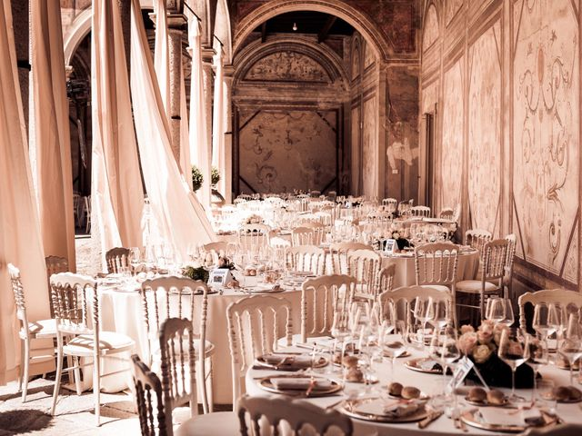 Il matrimonio di Davide e Federica a Robecco sul Naviglio, Milano 48