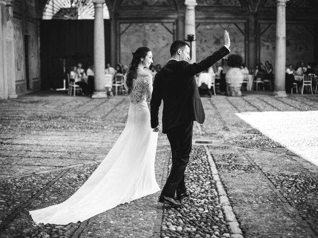 Il matrimonio di Davide e Federica a Robecco sul Naviglio, Milano 57