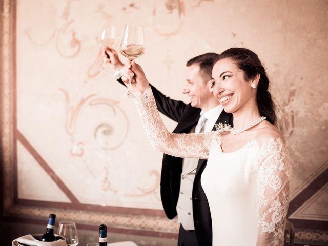 Il matrimonio di Davide e Federica a Robecco sul Naviglio, Milano 58