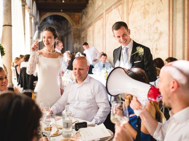 Il matrimonio di Davide e Federica a Robecco sul Naviglio, Milano 59