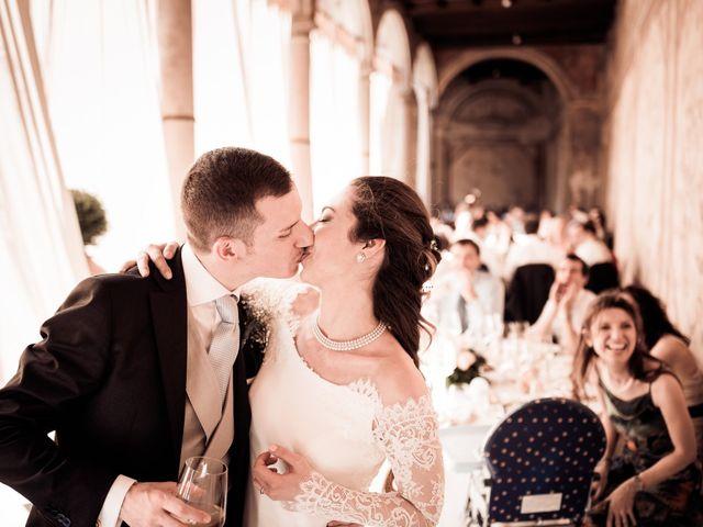 Il matrimonio di Davide e Federica a Robecco sul Naviglio, Milano 60