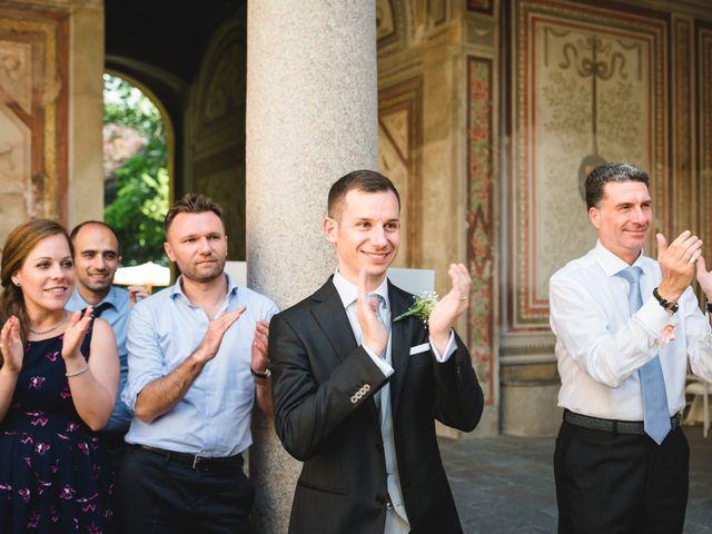 Il matrimonio di Davide e Federica a Robecco sul Naviglio, Milano 64