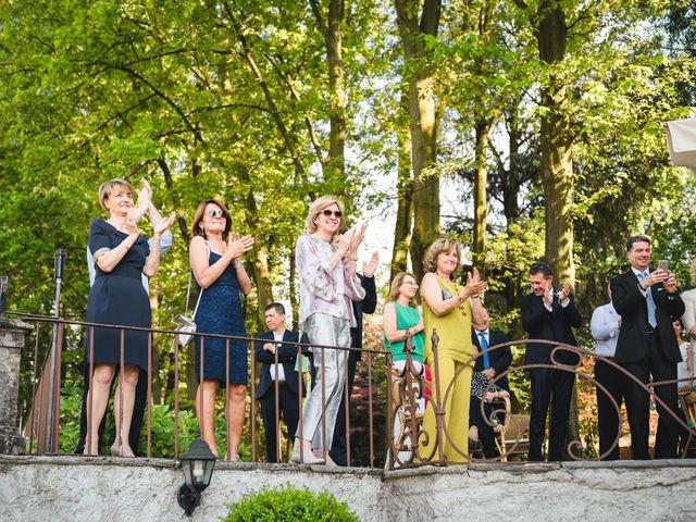Il matrimonio di Davide e Federica a Robecco sul Naviglio, Milano 72