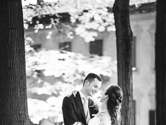 Il matrimonio di Davide e Federica a Robecco sul Naviglio, Milano 73