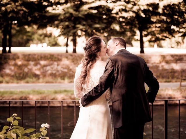 Il matrimonio di Davide e Federica a Robecco sul Naviglio, Milano 74