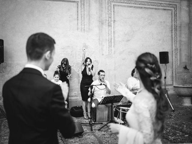 Il matrimonio di Davide e Federica a Robecco sul Naviglio, Milano 82
