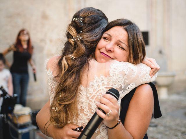 Il matrimonio di Davide e Federica a Robecco sul Naviglio, Milano 84