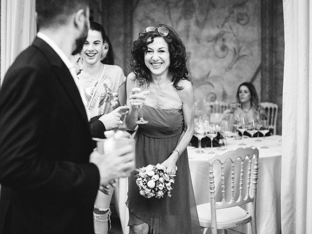 Il matrimonio di Davide e Federica a Robecco sul Naviglio, Milano 87