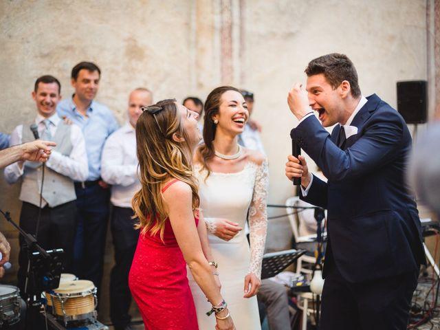 Il matrimonio di Davide e Federica a Robecco sul Naviglio, Milano 90