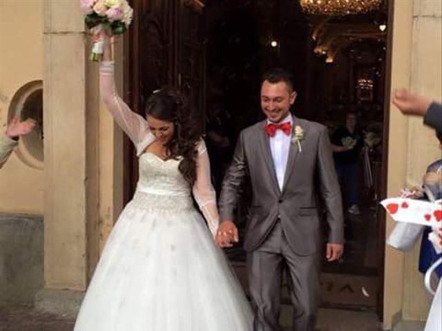 Il matrimonio di Mattia e Sara a Novara, Novara 11