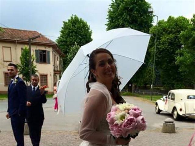 Il matrimonio di Mattia e Sara a Novara, Novara 12
