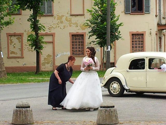 Il matrimonio di Mattia e Sara a Novara, Novara 13