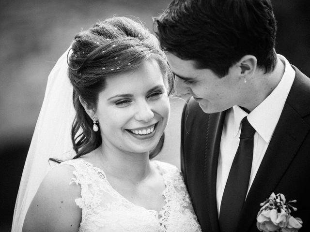 le nozze di Evgeniya e Daniel
