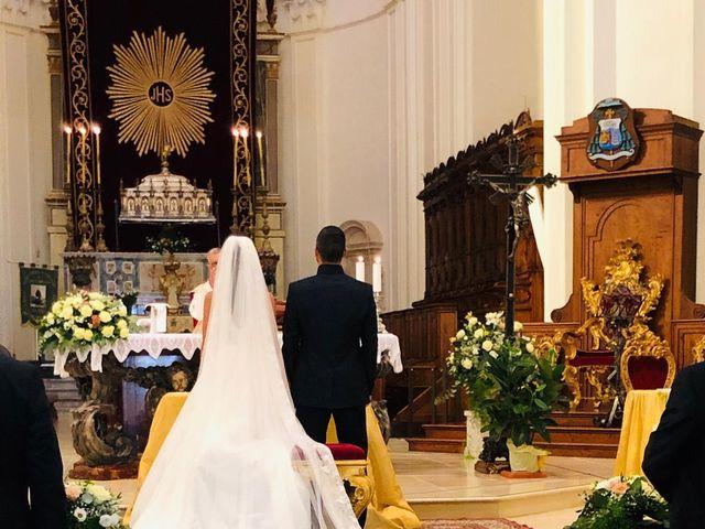 Il matrimonio di Dalila e Stefano  a Noto, Siracusa 1