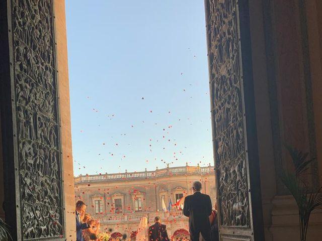 Il matrimonio di Dalila e Stefano  a Noto, Siracusa 5