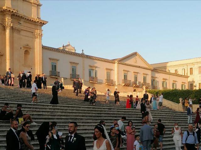 Il matrimonio di Dalila e Stefano  a Noto, Siracusa 7