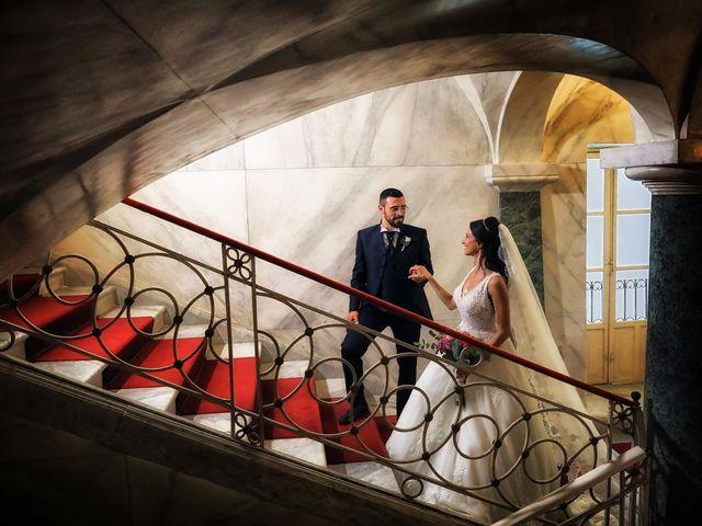 Il matrimonio di Dalila e Stefano  a Noto, Siracusa 14