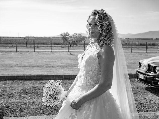 Il matrimonio di Desiano e Marica a Grosseto, Grosseto 12