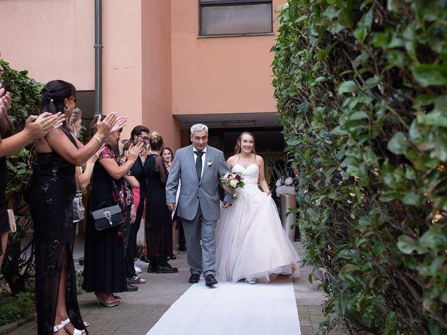 Il matrimonio di Mattia e Veronica a Monasterolo del Castello, Bergamo 18