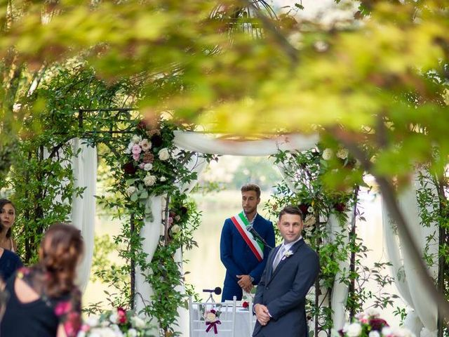 Il matrimonio di Mattia e Veronica a Monasterolo del Castello, Bergamo 25