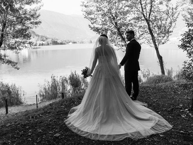 Il matrimonio di Mattia e Veronica a Monasterolo del Castello, Bergamo 35