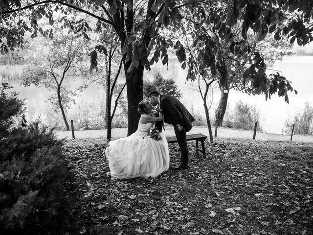Il matrimonio di Mattia e Veronica a Monasterolo del Castello, Bergamo 38