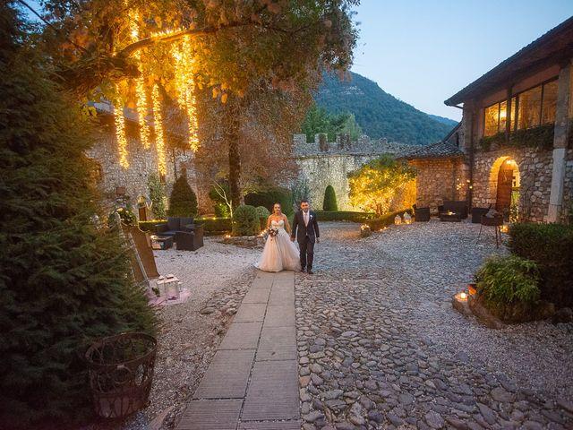 Il matrimonio di Mattia e Veronica a Monasterolo del Castello, Bergamo 48