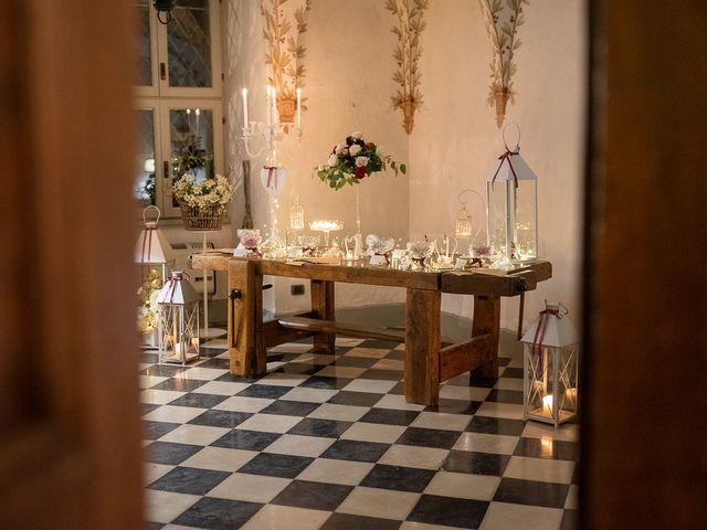 Il matrimonio di Mattia e Veronica a Monasterolo del Castello, Bergamo 51