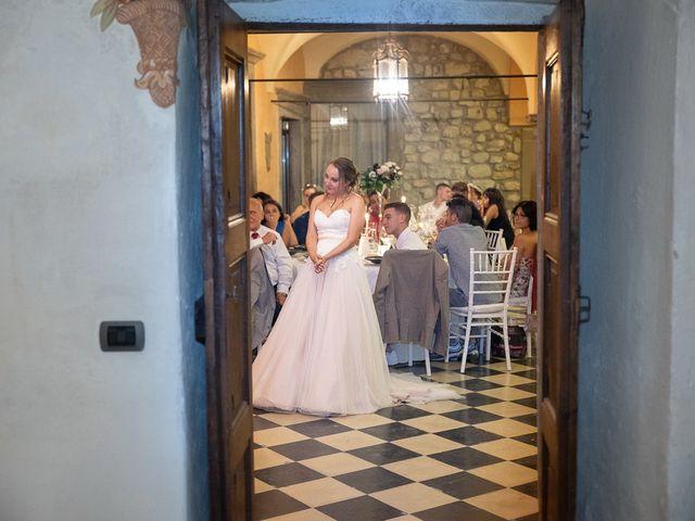 Il matrimonio di Mattia e Veronica a Monasterolo del Castello, Bergamo 53