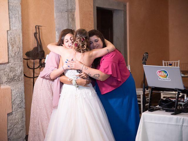 Il matrimonio di Mattia e Veronica a Monasterolo del Castello, Bergamo 54