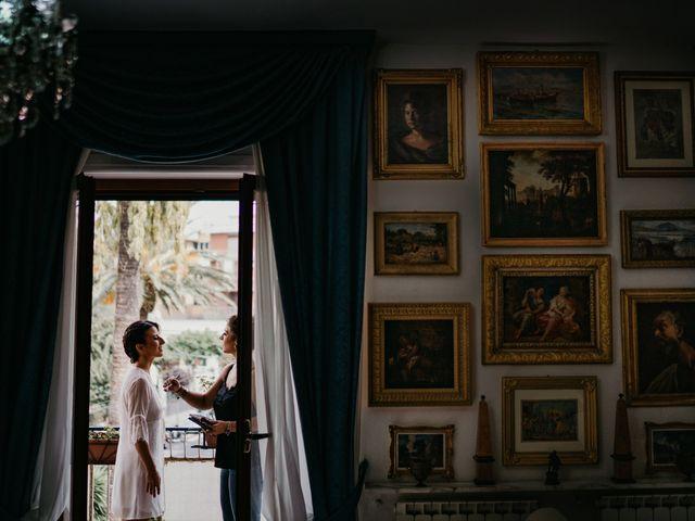 Il matrimonio di Valeria e Nello a Castel Campagnano, Caserta 5