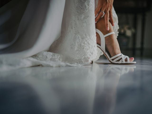 Il matrimonio di Valeria e Nello a Castel Campagnano, Caserta 10