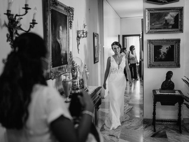 Il matrimonio di Valeria e Nello a Castel Campagnano, Caserta 11