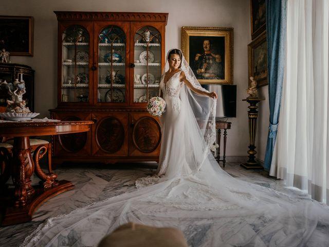 Il matrimonio di Valeria e Nello a Castel Campagnano, Caserta 14