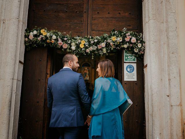 Il matrimonio di Valeria e Nello a Castel Campagnano, Caserta 23