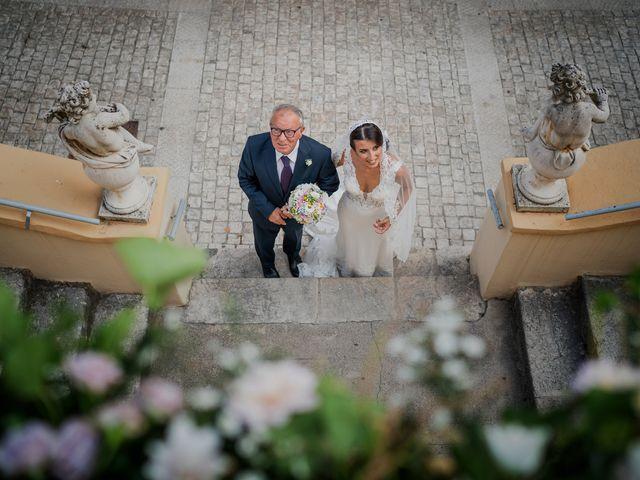 Il matrimonio di Valeria e Nello a Castel Campagnano, Caserta 24