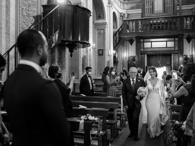 Il matrimonio di Valeria e Nello a Castel Campagnano, Caserta 25