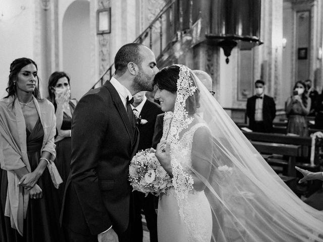 Il matrimonio di Valeria e Nello a Castel Campagnano, Caserta 26
