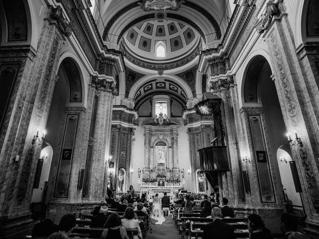 Il matrimonio di Valeria e Nello a Castel Campagnano, Caserta 27