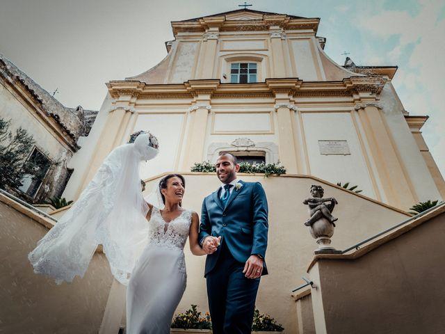 Il matrimonio di Valeria e Nello a Castel Campagnano, Caserta 29