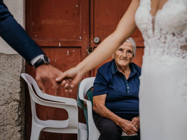 Il matrimonio di Valeria e Nello a Castel Campagnano, Caserta 32