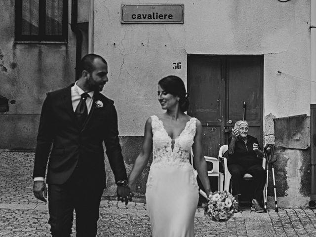 Il matrimonio di Valeria e Nello a Castel Campagnano, Caserta 33