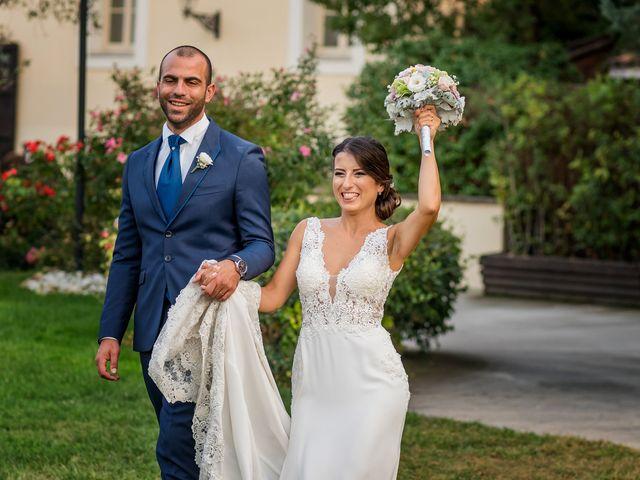 Il matrimonio di Valeria e Nello a Castel Campagnano, Caserta 37
