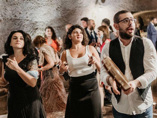 Il matrimonio di Valeria e Nello a Castel Campagnano, Caserta 42