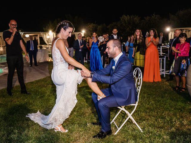 Il matrimonio di Valeria e Nello a Castel Campagnano, Caserta 45
