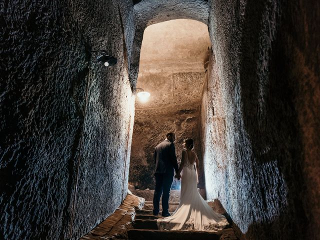 Il matrimonio di Valeria e Nello a Castel Campagnano, Caserta 47