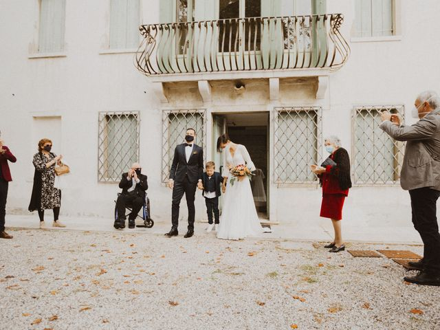 Il matrimonio di Giuseppe e Silvia a Treviso, Treviso 13