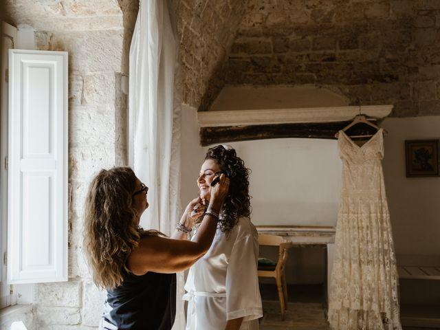 Il matrimonio di Nico e Daniela a Conversano, Bari 21