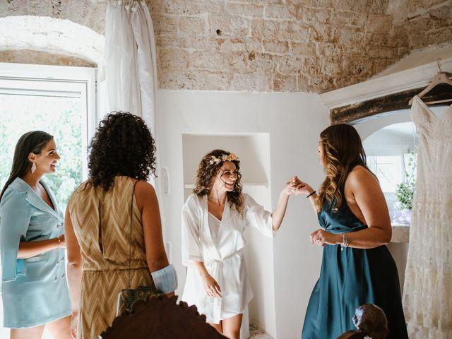 Il matrimonio di Nico e Daniela a Conversano, Bari 26
